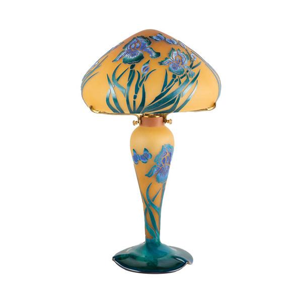 La lampe Iris