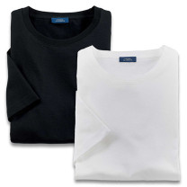 Tee-shirts coton Pima