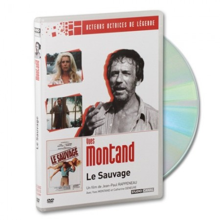 Dvd yves montand le sauvage acheter cadeaux pour for Le jardin yves montand