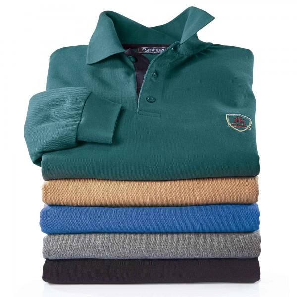 Polo Micro-Coton Fashion