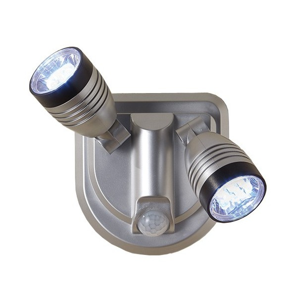 Double spot «Sensor light»