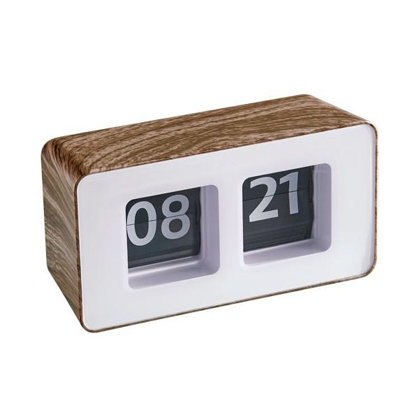 horloge flip flap acheter luminaires et d coration l. Black Bedroom Furniture Sets. Home Design Ideas