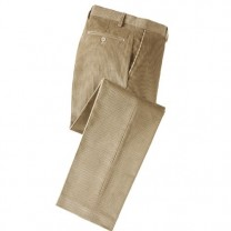 Pantalon velours anti-taches