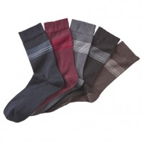 Chaussettes confort modal - les 5 paires