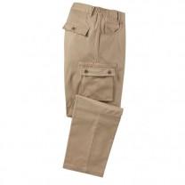 Pantalon multipoche Beige