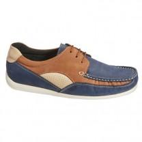 Chaussures «Bateau» Pieds Sensibles
