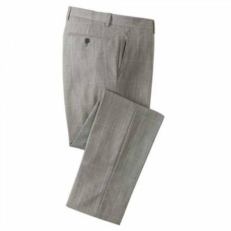 Pantalon Carreaux  Gentleman