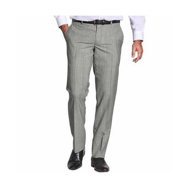 pantalon carreaux gentleman acheter pantalons jeans l. Black Bedroom Furniture Sets. Home Design Ideas