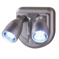 Double spot «Sensor light»