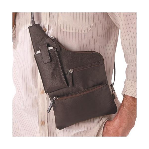 sacoche holster en cuir acheter maroquinerie l 39 homme moderne. Black Bedroom Furniture Sets. Home Design Ideas