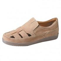 Mocassins-sandales à coussin d'air
