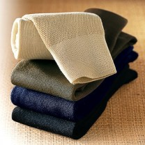 Chaussettes massantes Fil d'Écosse - les 4 paires