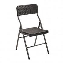 Chaise «rotin»