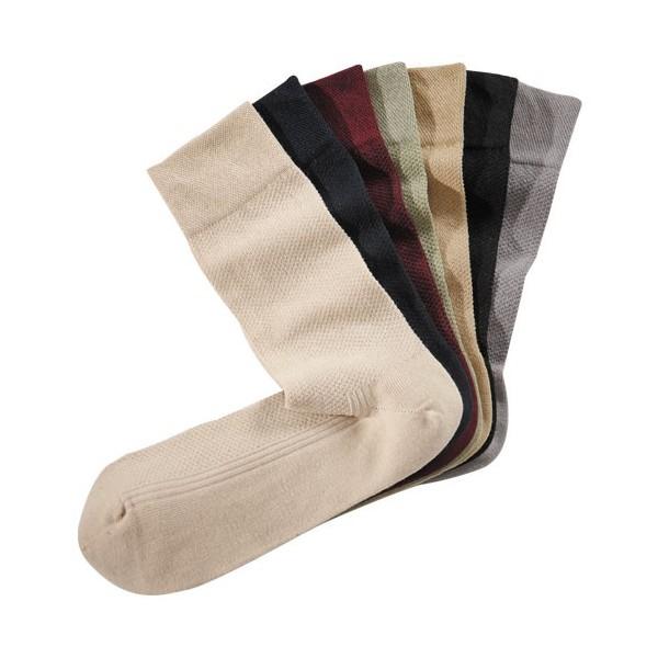 Chaussettes d'été grande largeur - les 7 paires