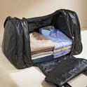 Sac de voyage en cuir «easy-travel»