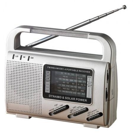 Radio multibande autonome