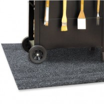 Tapis de protection «anti-feu»