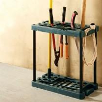 Rack pour outils de jardin