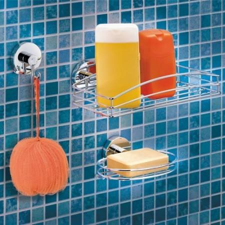 Set de salle de bains «Vacuum-Loc»