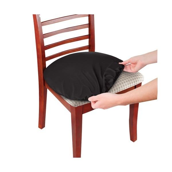Couvre chaises extensibles acheter linge de maison l for Acheter linge de maison