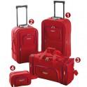 Set de 4 bagages Travel