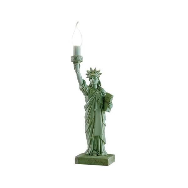 Lampe statue de la liberté