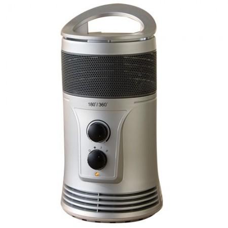Radiateur céramique sur 360°