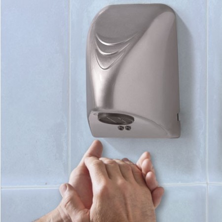Sèche-mains électrique automatique