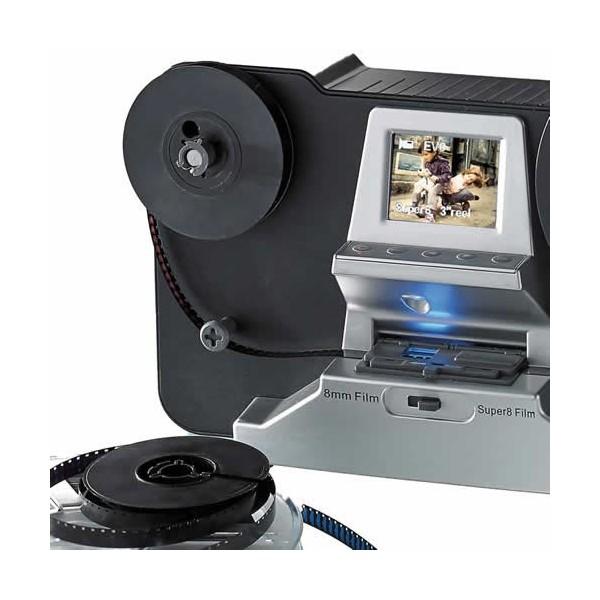 scanner film 8 mm super 8 acheter photo vid o l 39 homme moderne. Black Bedroom Furniture Sets. Home Design Ideas