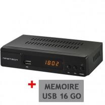 Magnétoscope numérique  + Mémoire 16 Go