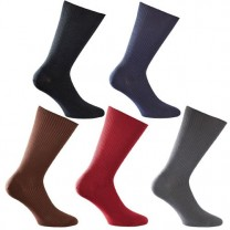 Chaussettes thermo Outlast® - les 5 paires