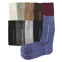 Chaussettes Intarsia - les 10 paires