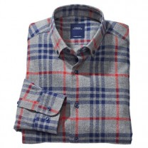 Chemise Coton Flanelle Clarence