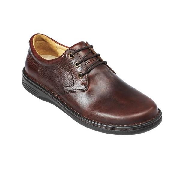 Chaussures «Grande Largeur»  Spécial Confort Lacées