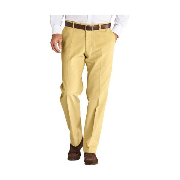 Pantalon Velours Confort Harryland