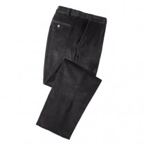 Pantalon Velours «Sur-Mesure» - Entrejambe 84 cm