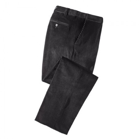 Pantalon Velours «Sur-Mesure» - Entrejambe 90 cm