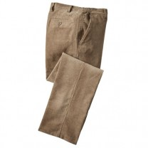 Pantalon Velours Confort