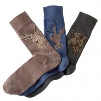 Chaussettes «chasseurs» - les 3 paires