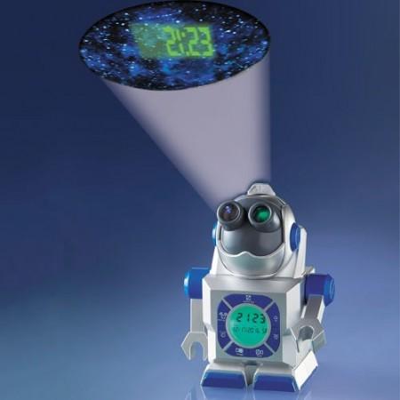 Robot-réveil du cosmos