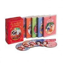 Coffret 5 DVDs «Les Malheurs de Sophie»