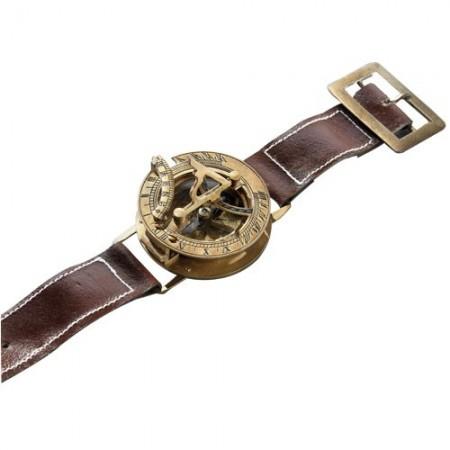 Bracelet cadran solaire