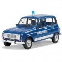 Renault 4L Gendarmerie