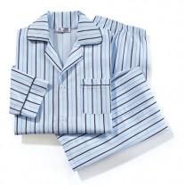 Pyjama rayé microfibre