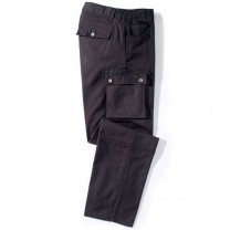 Pantalon multipoche Noir
