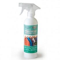 Spray défroissant textile
