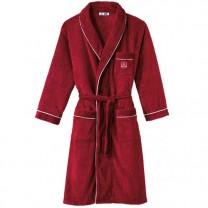 Robe de chambre  côtelée Polar-Fleece
