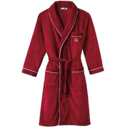 robe de chambre c tel e polar fleece acheter pyjamas robes de chambre l 39 homme moderne. Black Bedroom Furniture Sets. Home Design Ideas