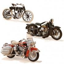 Trilogie Harley Davidson