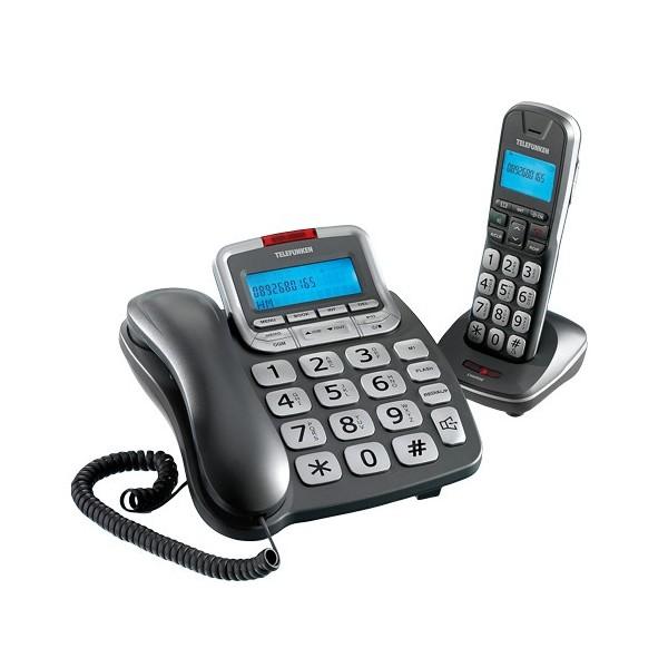 Duo Téléphone Confort Telefunken